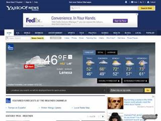 weather.yahoo.com